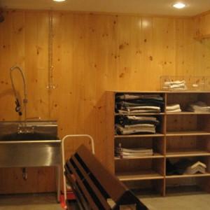 Custom Stable Interior Room