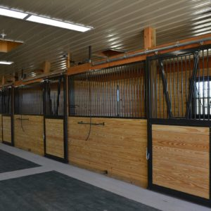 Stable Interiors - Old Town Barns