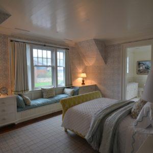 Residential Barn Living Quarters - Custom Master Bedroom - Old Town Barns