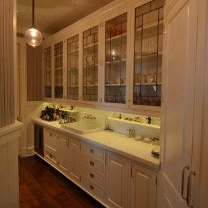 Custom Cabinetry in a High End Residential Design