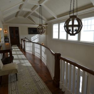 2nd floor balcony of a Residential Living Quarter by Old Town Barns