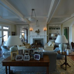 Luxurious Living Quarters in a Custom Designed Barn Home