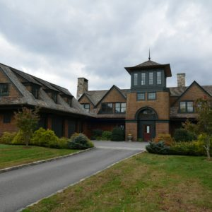 Exterior Luxury Barn Design used for a Residential Living Quarters - Old Town Barns