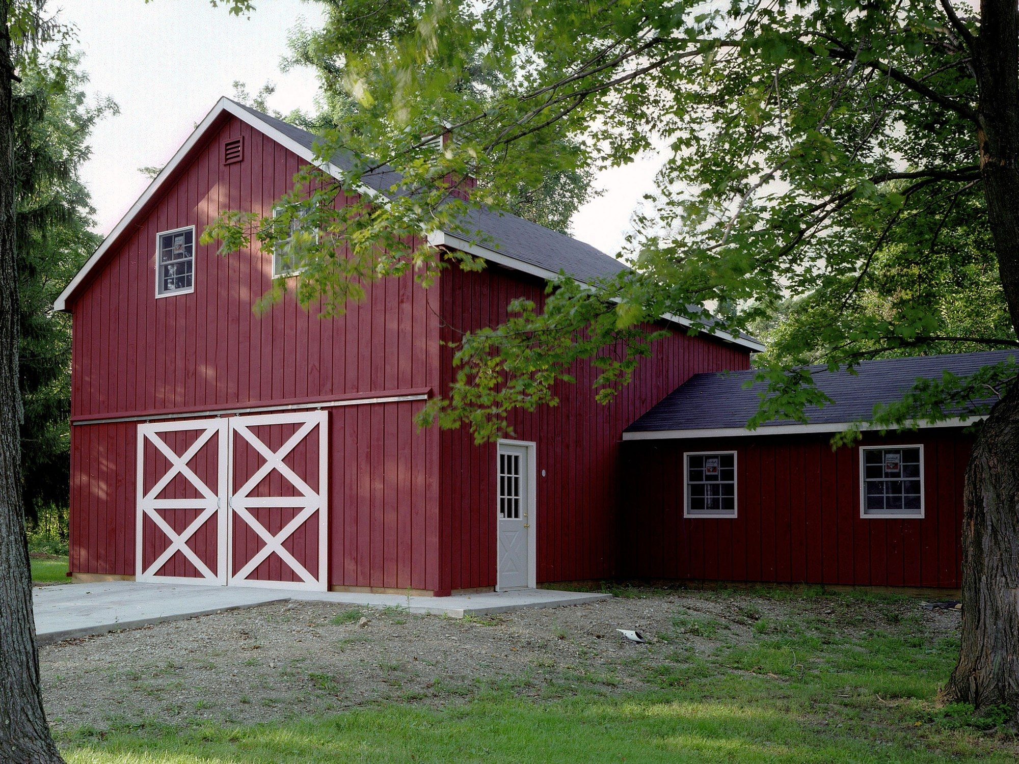 Garages - Old Town Barns