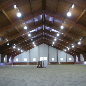 Custom Riding Arena by Riding Arena Builders Old Town Barns