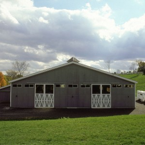 Custom Riding Arena Construction by Old Town Barns