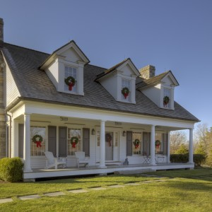 Custom Built Luxury Home by Old Town Barns