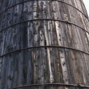 Before Silo and Barn Restoration
