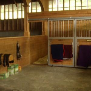 Before Barn Restoration in Redding CT