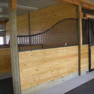 Hunter Moon Farm Completed Barn Restoration