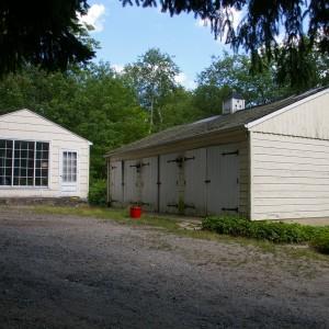 Barn Restoration Before